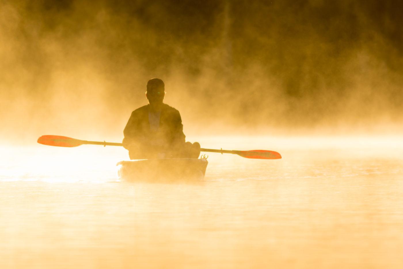 Chassahowitzka Misty Sunrise