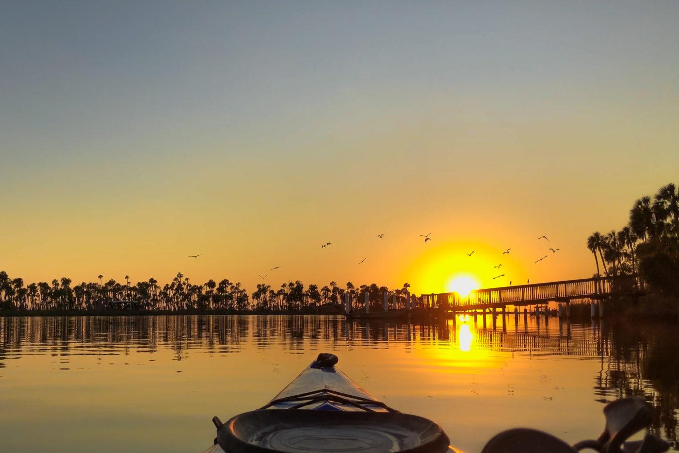 Chassahowitzka Sunset